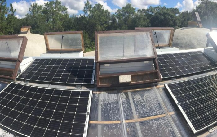 solar electricity off-grid systems