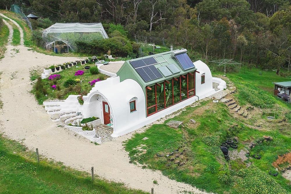 earthship Australia