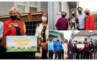 Energy secretary visits Berkeley, touting app to speed up solar permits